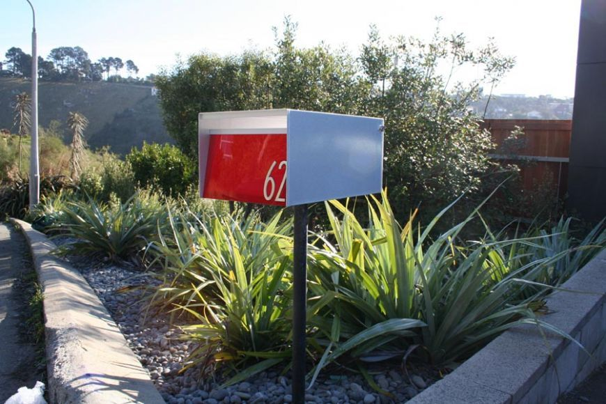 Modern Letterbox Ideas Modern Letterbox Design Architectural Letterbox Contemporary