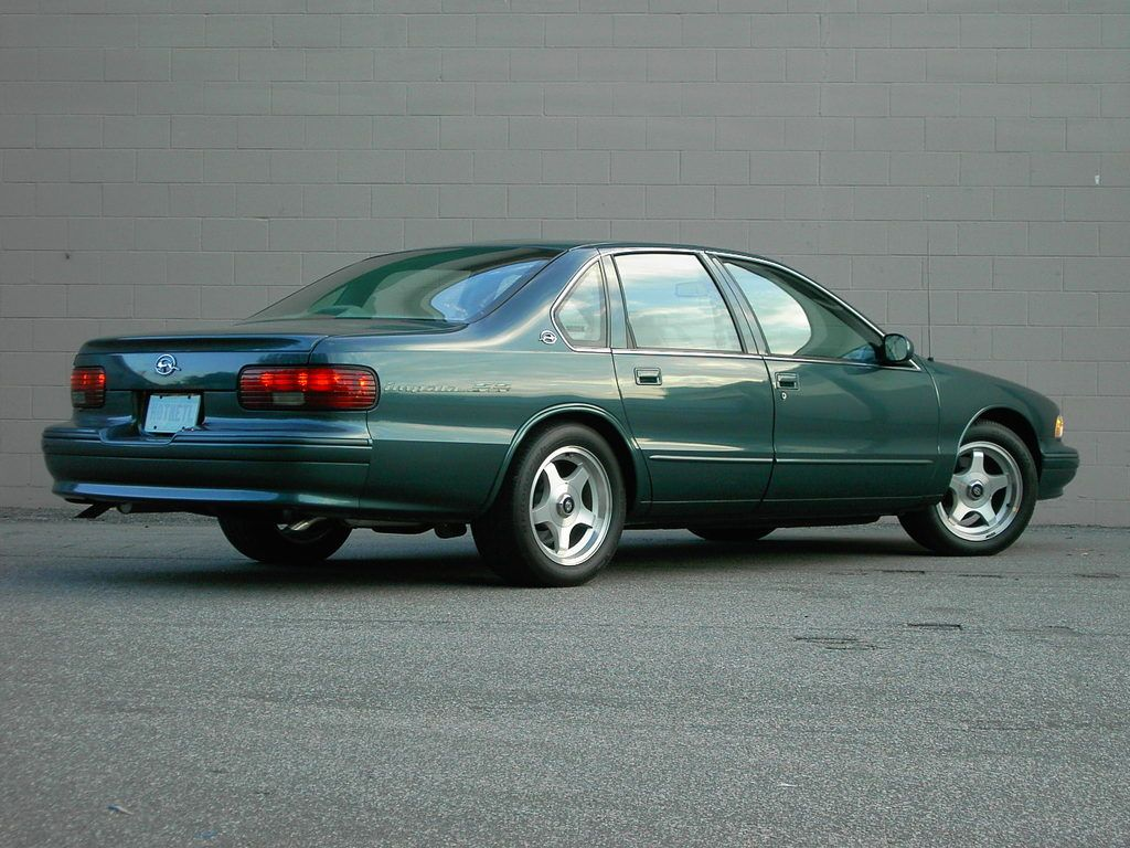 Impala 1996 chevy impala ss : 224 best 94-96 Chevrolet Impala SS images on Pinterest | Impala ...