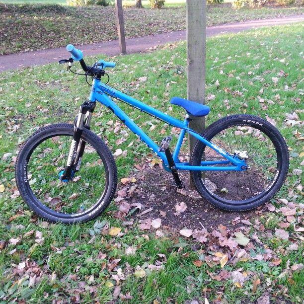 Dmr Reptoid Jump Bike Matt Blue Oh My Bike Mountain Biking