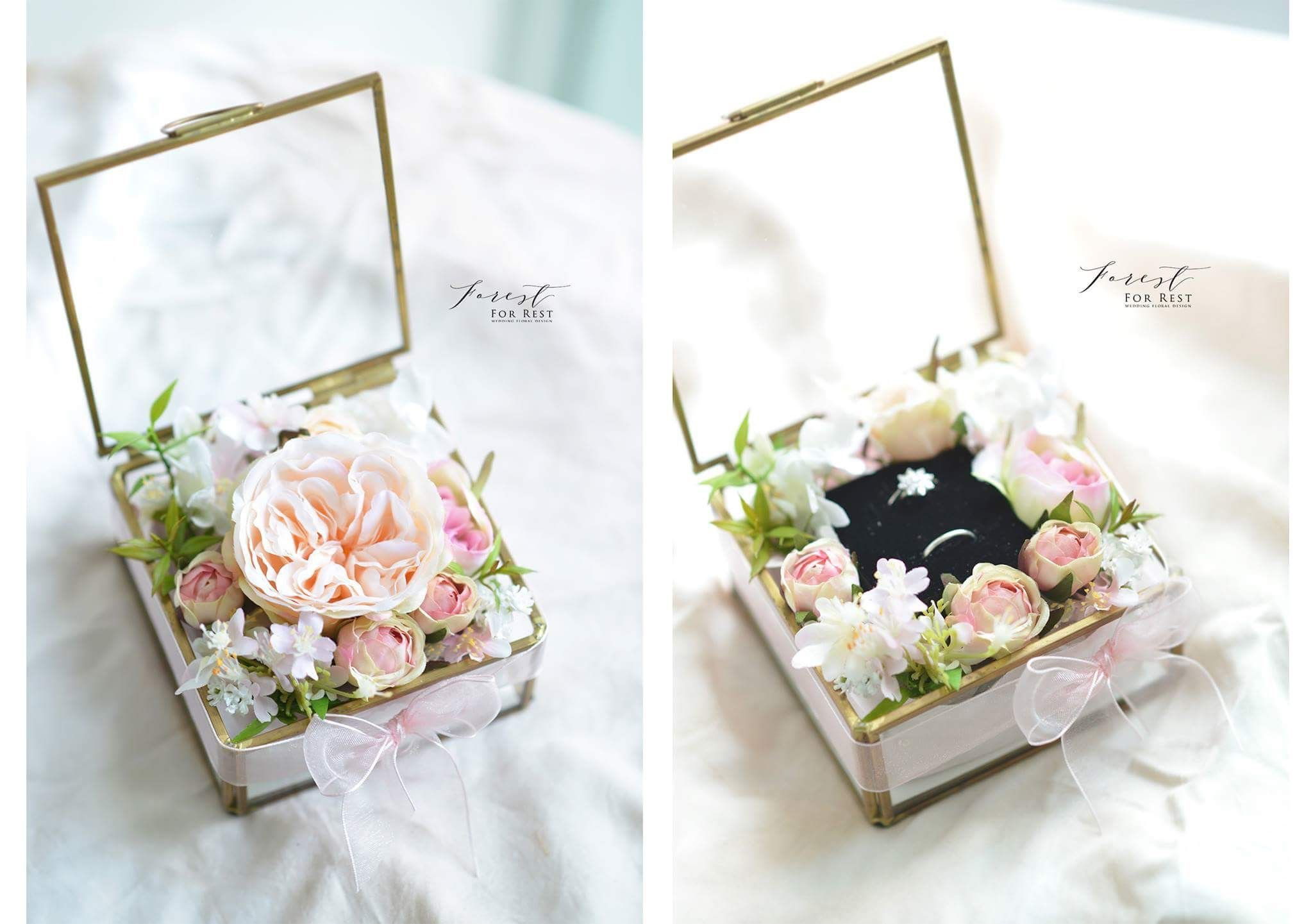 For Necklace Wedding Gifts Packaging Flower Box Gift Wedding Gift Boxes