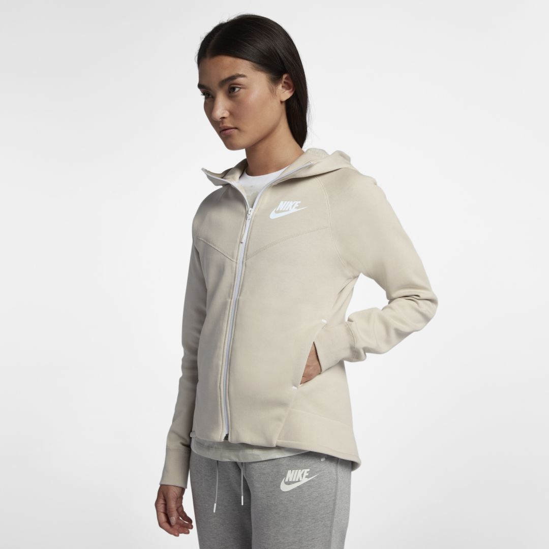Nike Womens Sportswear Tech Fleece Pant Desert Sand