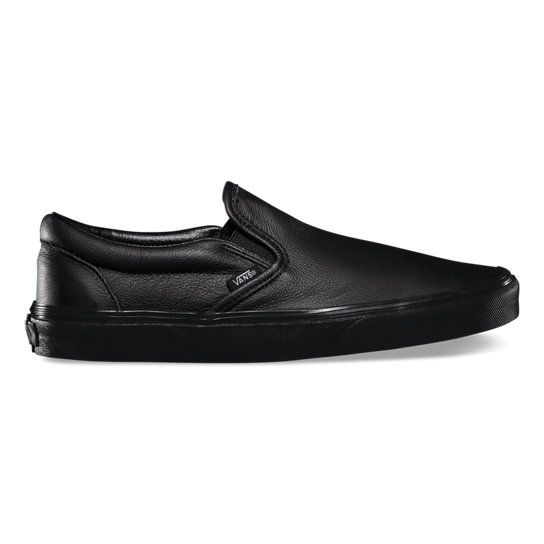 53ef73e5d7 Premium leather Classic Slip-On Shoes