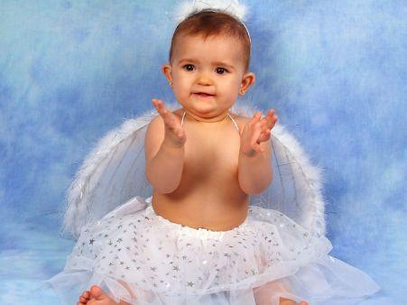 Cute Angel Baby Girl Baby Girl Wallpaper Cute Baby Wallpaper Little Girl Wallpaper