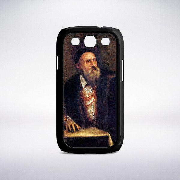 Titian - Self-Portrait Phone Case