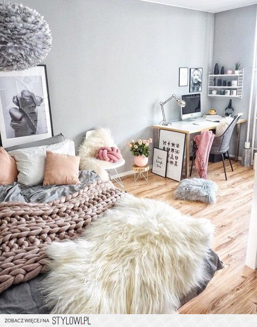 Grey and Pastel