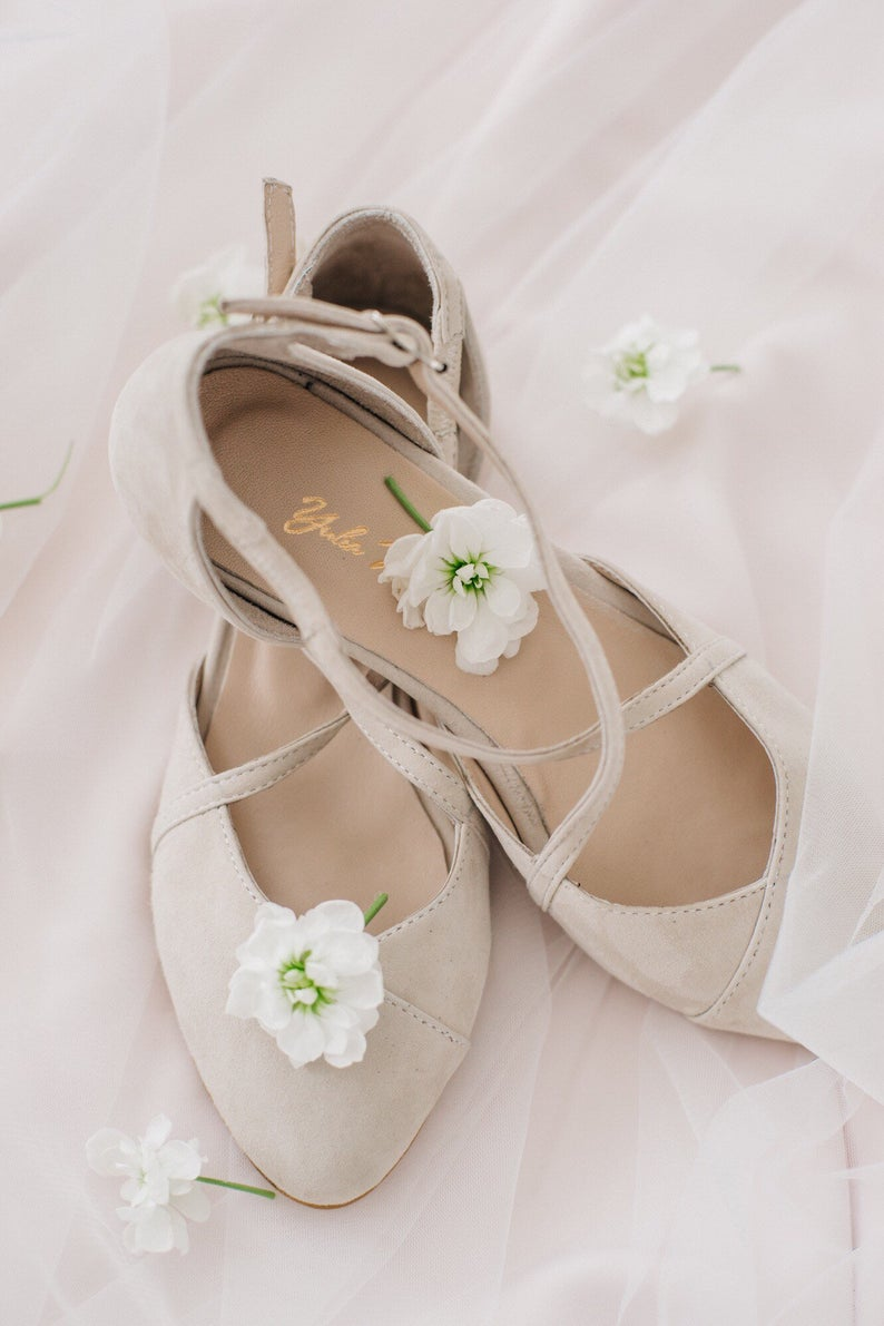 Women Wedding Shoes Bridesmaid Shoes White Lace Flats Perfect For Brides Bridesmaid Wedding Shoes Flats Lace Wedding Shoes Lace Wedding Shoes Comfortable