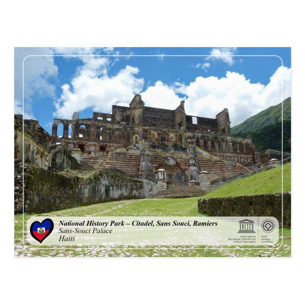 Photo of National History Park-Citadel, Sans Souci, Ramiers Postcard