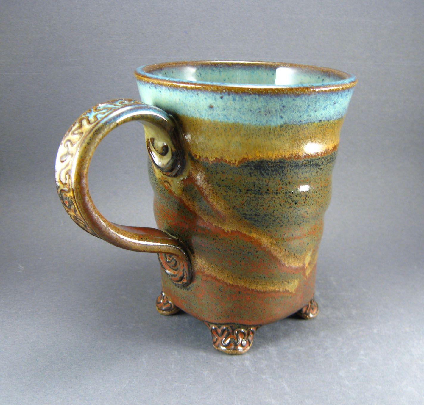 Slab Ceramic Mug