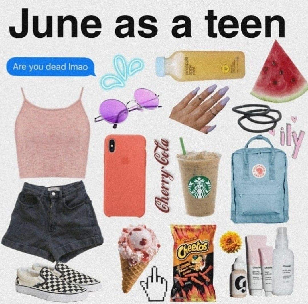 Aesthetic Teenage Girl Clothes