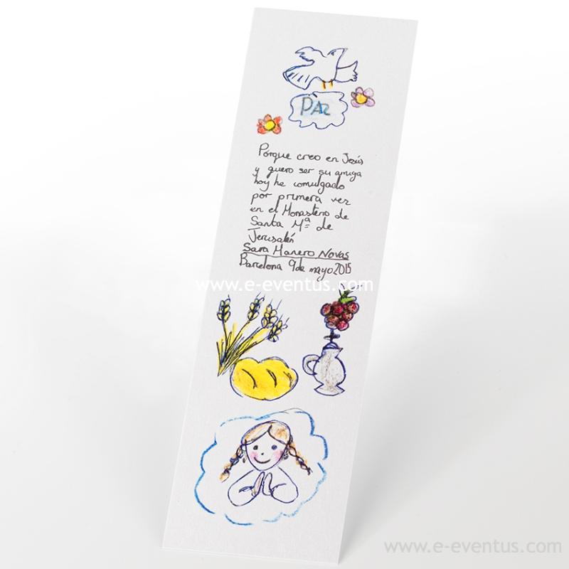 ilustracion estampa comunion ideas boda diseo barcelona casaments
