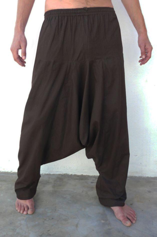 tan baratas variedades anchas mejor amado pantalón harem hombre - Google Search   pantalones para ...