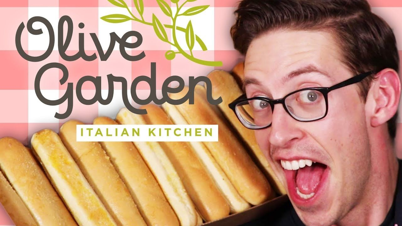 Keith Eats Everything At Olive Garden Olive gardens menu