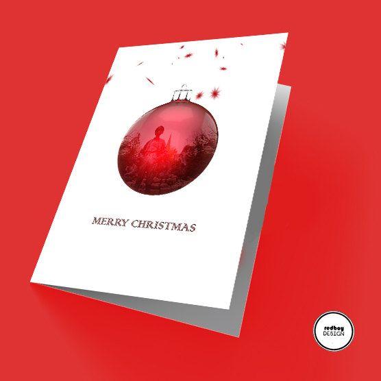 Letterkenny Christmas card, Letterkenny Market Square