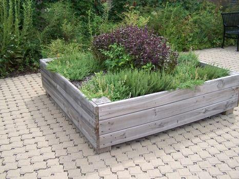 great idea for a kitchen herb garden on our large backyard patio garden layout herb garden on outdoor kitchen herb garden id=71568