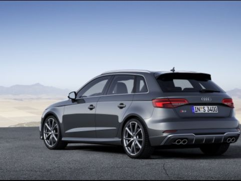 Audi A3 Sportback Special Editions S3 Tfsi Quattro Black Edition 5dr