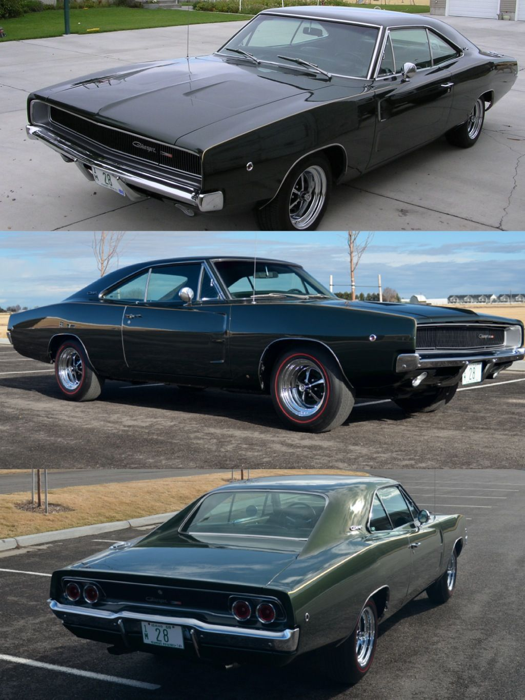 Dodge Charger Wikipedia : dodge, charger, wikipedia, Ultimate, Dodge:, First, Dodge, Charger
