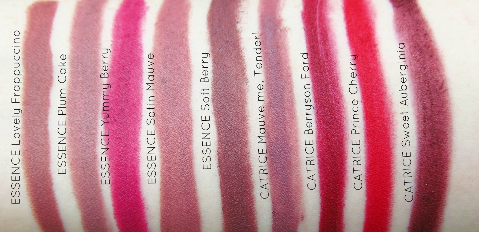 Review and Swatch: Essence lip liner in 11 In the Nude