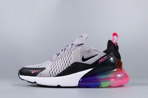 ef08c34d57915a New Arrival Mens and WMNS Nike Air Max 270 Be True Multi-Color AR0344-500  Free Shipping