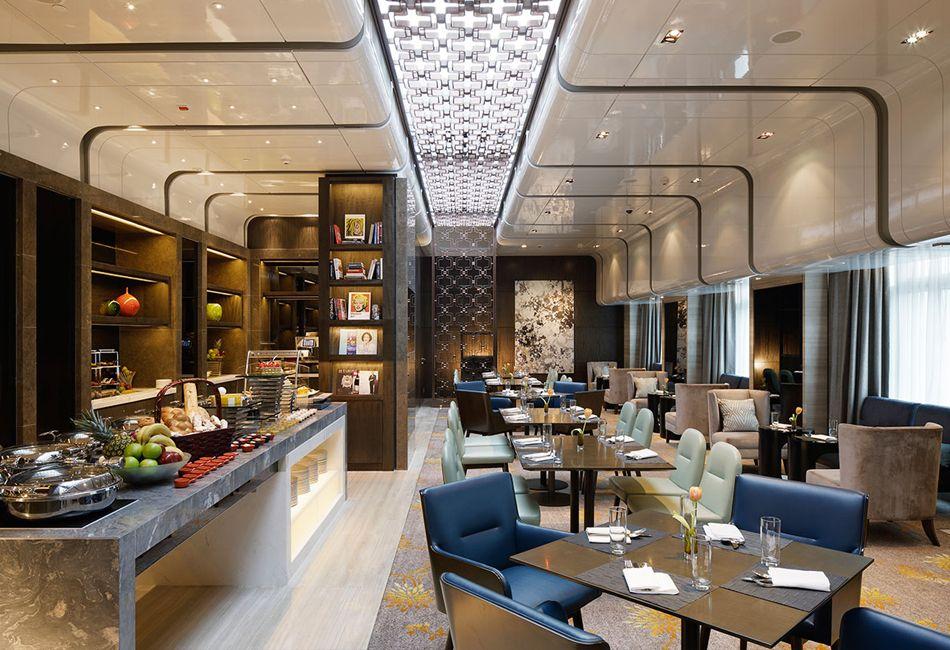Extravagant Mira Hong Kong Retreat 9 | RESTAURANT, BAKERY, CAKE SHOP, SHOP  | Pinterest | Bakery Design