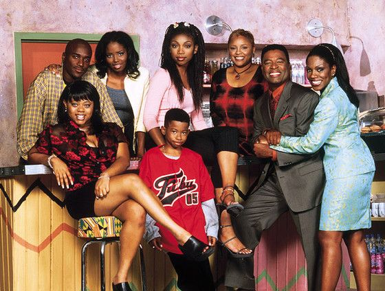 TV-PG ~ Comedy, Drama, Family = Moesha - 1996-2001   Moeshe