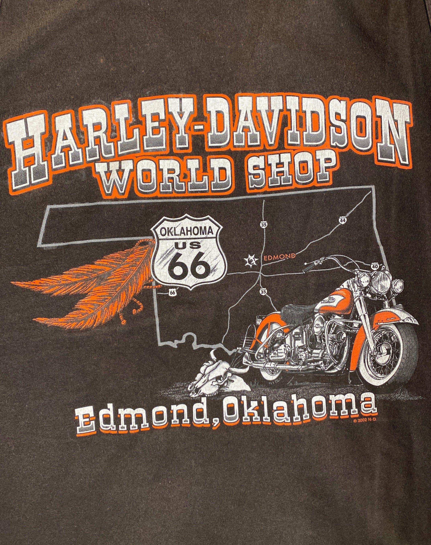 Vtg Harley Davidson Tees Tanks Classic Motorcycle 100 Etsy In 2020 Harley Davidson Harley Harley Davidson Logo