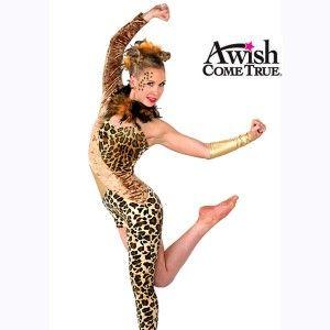 2015 Cheetah Interesting 3 Pinterest Cheetahs Dance Costumes Leopard Character