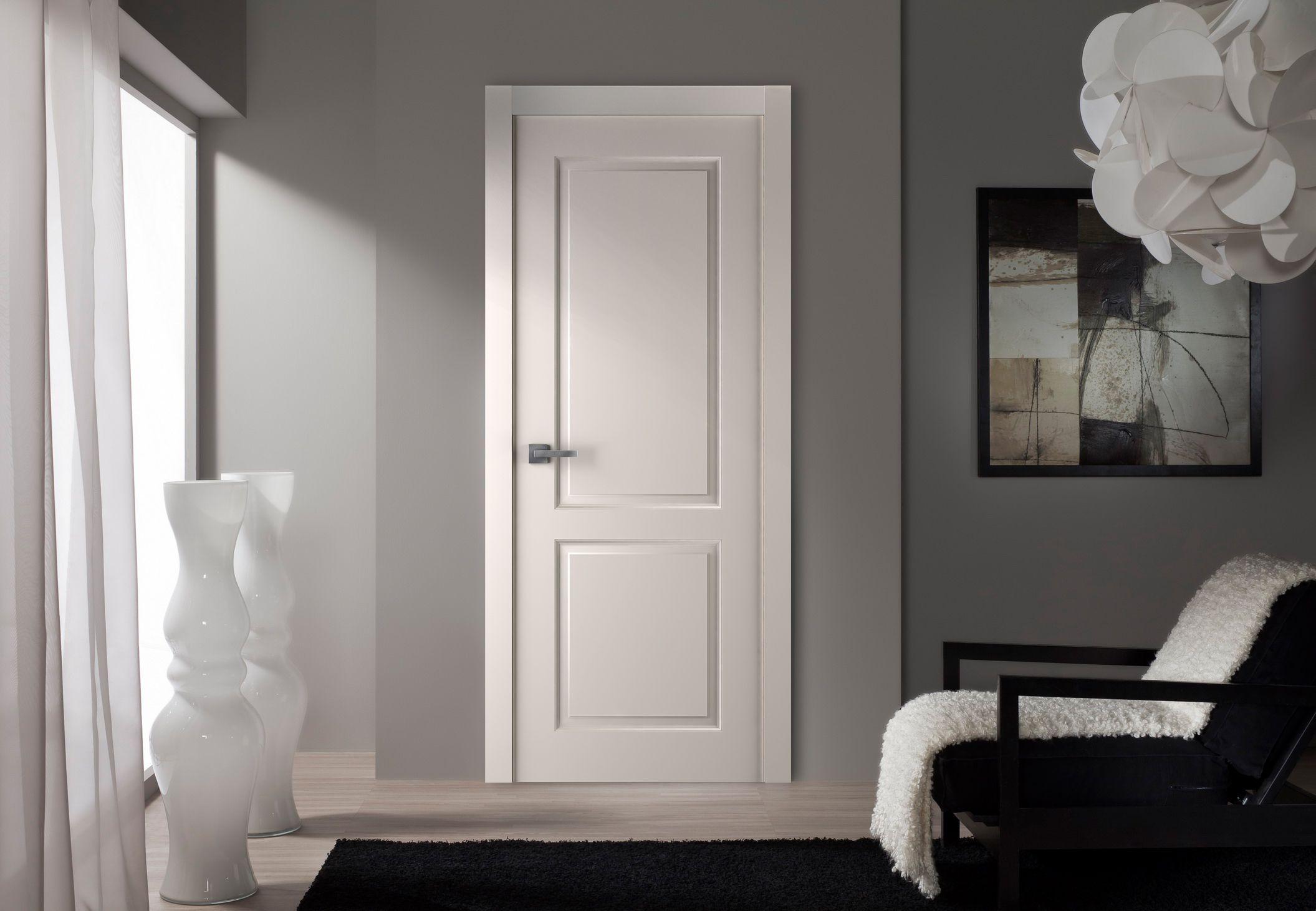 глухие двери межкомнатные фото