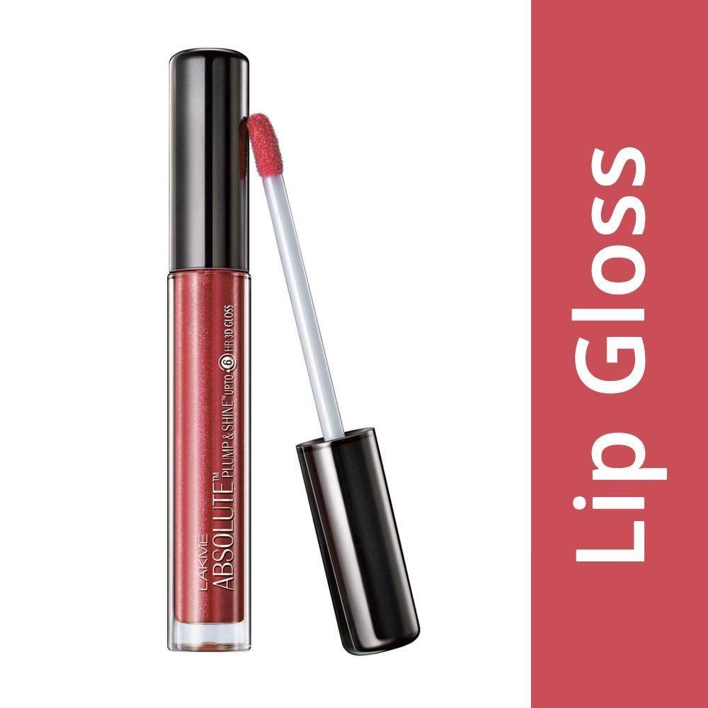 Buy online absolute plump beige shine lip gloss that