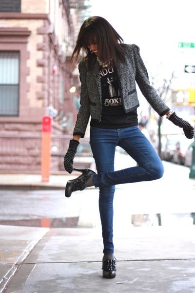 Obsessed with this look!  hintspiration for www.hintboutique.com
