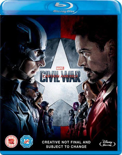 Capitán América: Civil War (2016) HD 1080p | (HD-BluRay 1080p/Dual ...
