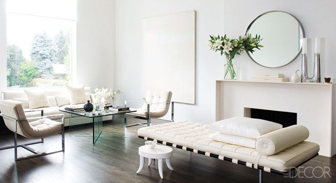 From Elle Decor.