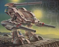 Battletech/Mechwarrior  Stone Rhino (Behemoth) | Mechs in