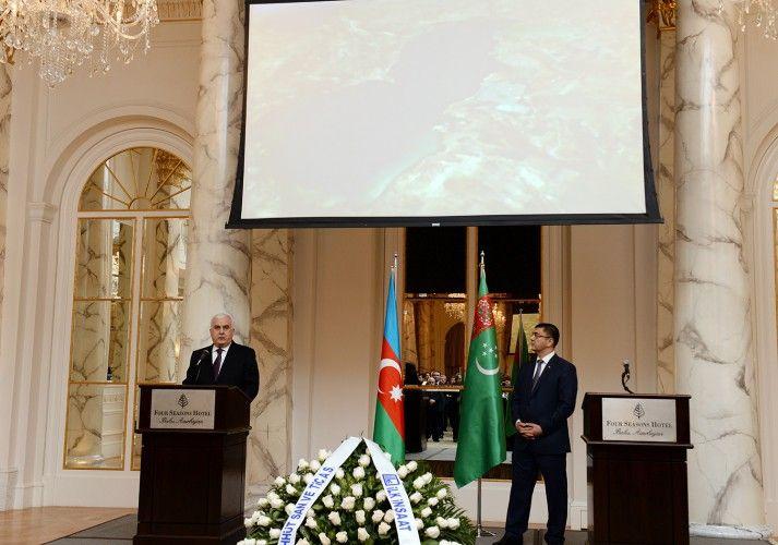 Turkmenistan S National Holiday Marked In Baku National Holidays Holiday Baku