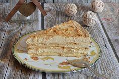 Káva dort za studena - Culinary Manius - kulinářský blog