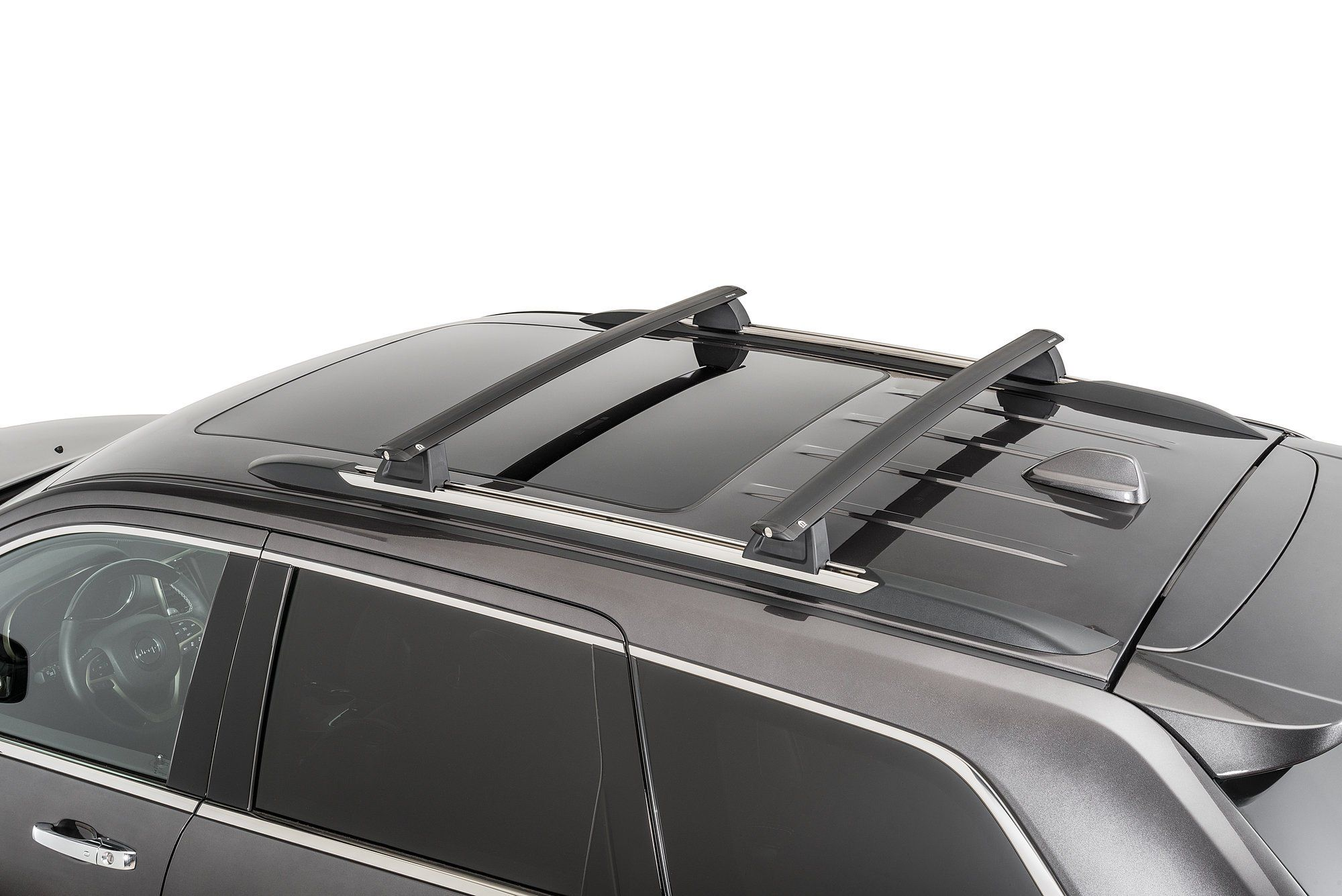 Mopar 82212072ad Roof Rack Cross Rails Roof Rack Cross Bars For 2018 Jeep Grand Cherokee In 2020 Jeep Cherokee Roof Rack Jeep Grand Cherokee Jeep Grand