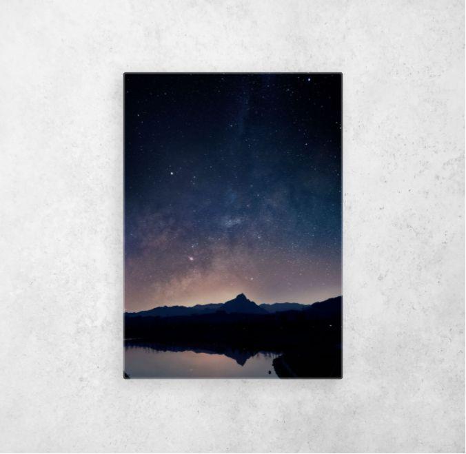 #boreal #austral #summit #mountain #galaxy #heaven thumbnail