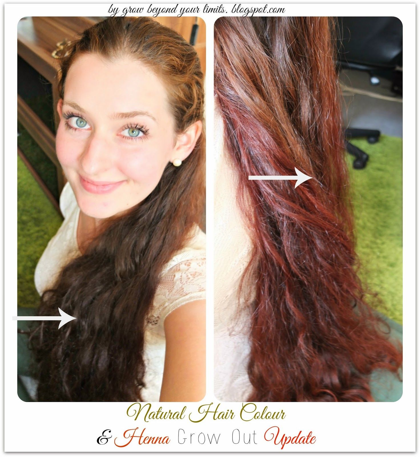 Natural Hair Colour Update Growing Out Henna Natural Hair Styles Natural Hair Color Long Hair Blog