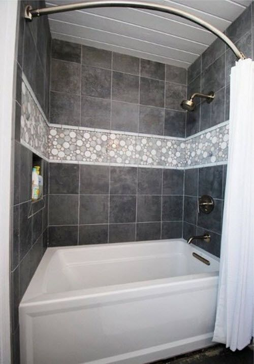 40 Gray Slate Bathroom Tile Ideas And Pictures Bathrooms Remodel Bathroom Design Bathroom Decor