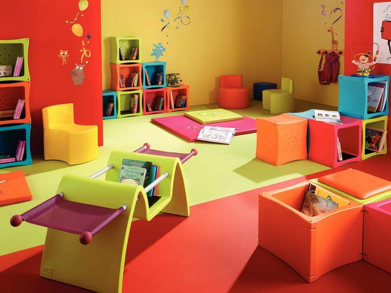 Elegance Fine Childrens Furniture With Colorful Floor With Natural Inspiration Picture listed in: colorful Furniture Ideas, colorful furniture and retro Furniture