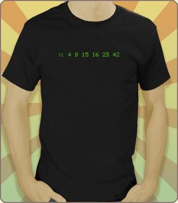 Lost Un Lucky Numbers T Shirt With Images T Shirt Time T