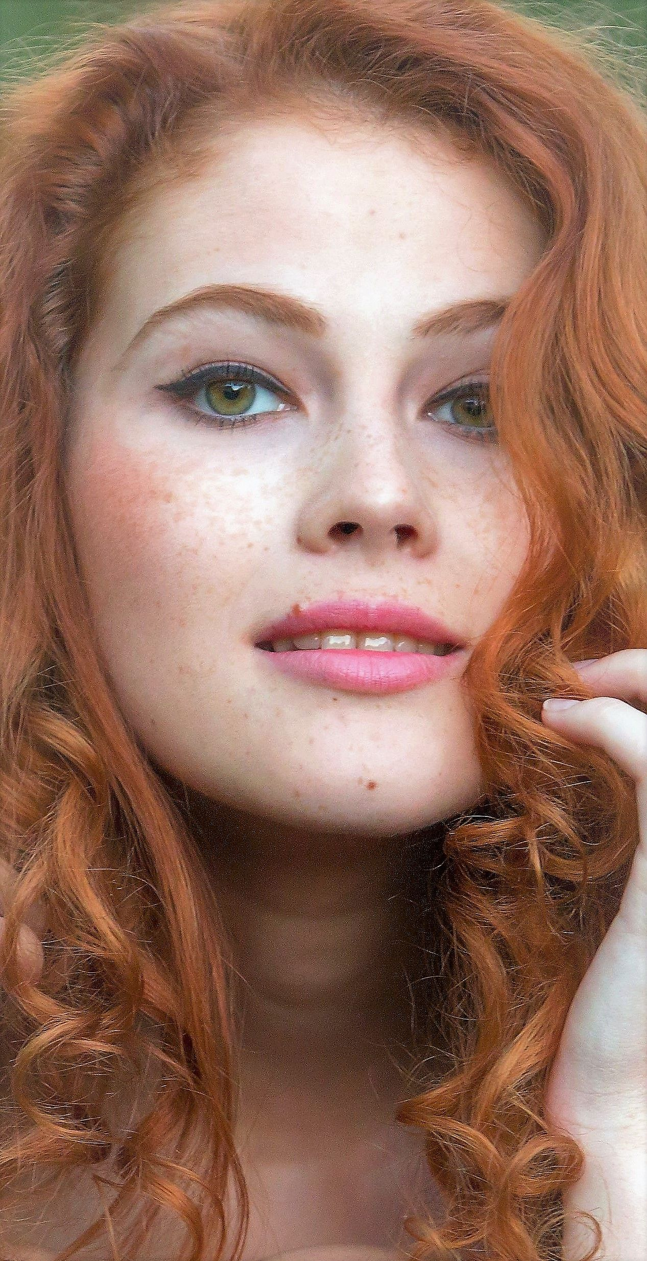 Heidi Romanova Gorgeous Redhead Beauty Hacks Hair Beauty This twenty year old beauty from latvia is a former hairdresser that went to a burlesque show with friends and got hooked on the art of stripping. gorgeous redhead beauty hacks hair beauty
