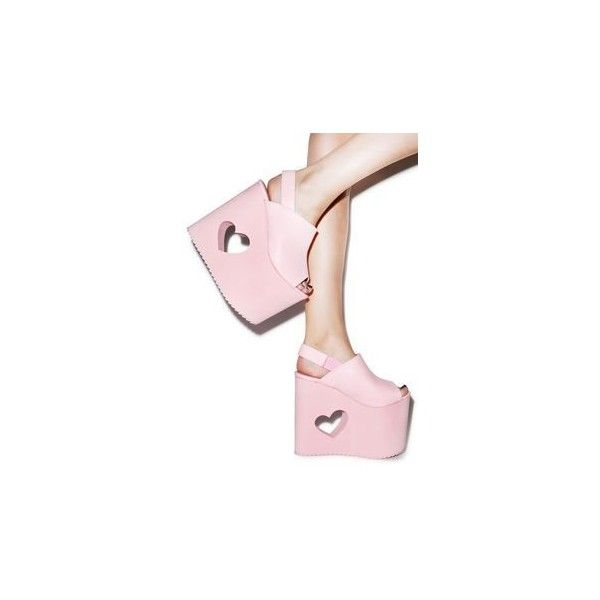 Platform shoes ❤ liked on Polyvore featuring shoes