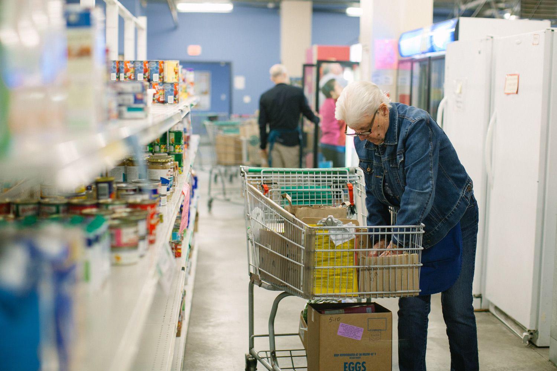 condemns SNAP waiver rule proposal Oregon food bank