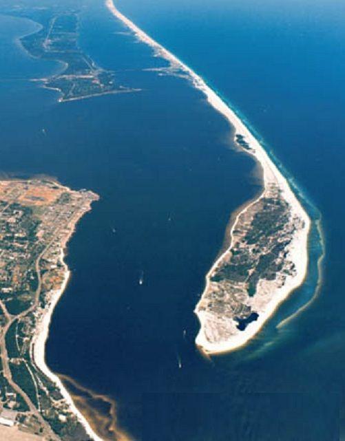 Santa Rosa Island, Gulf Islands National Seashore, Pensacola, Florida