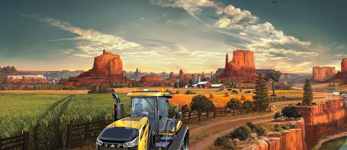 Farming Simulator lleva la granja a Nintendo Switch | CheckPoint Games