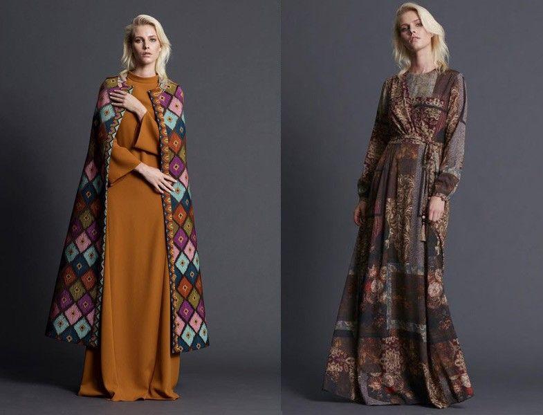 d2758e69f8832 Sonbaharda Bohem Stili Nasıl Uygulanır? | tasarım | Elbise modelleri ...