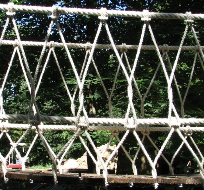 Rope Bridge We Are Going To Replicate.