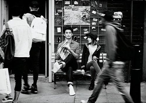 Kim Soo Hyun – Harper's Bazaar Magazine May Issue '12