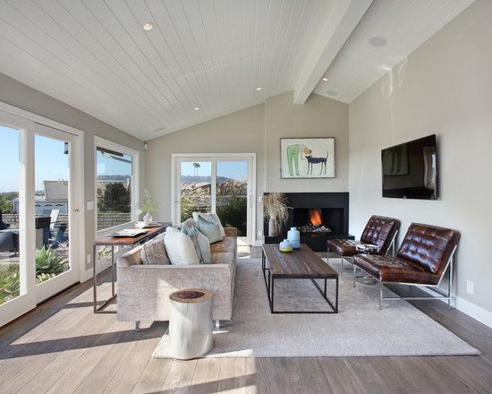 Hykes residence is the remodel of  tract house turned modern and transitional beach cottage by anders lasater architects in dana point california also contemporary living room design hair  beauty that  love
