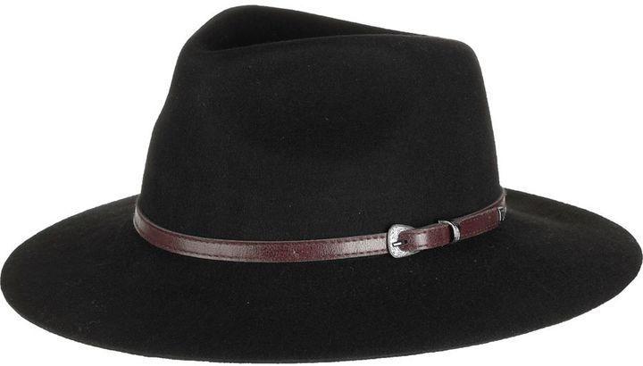 6524812ad0c Brooklyn Hats Lodi Wool Felt Rancher Hat